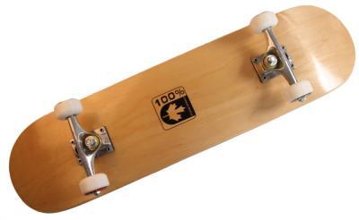 Купить Скейтборд, Скейт, Канадский Клен 100%-фото