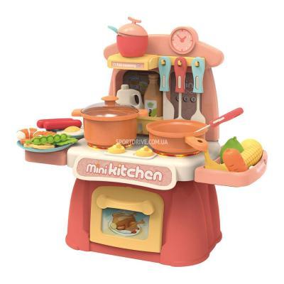 Детская кухня 889-174 со световыми и звуковыми эффектами-фото