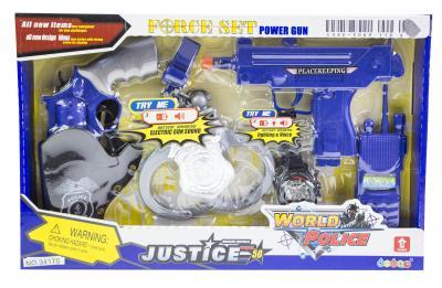 Детский набор полицейского 34170-фото