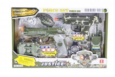 Детский набор военного 34180-фото