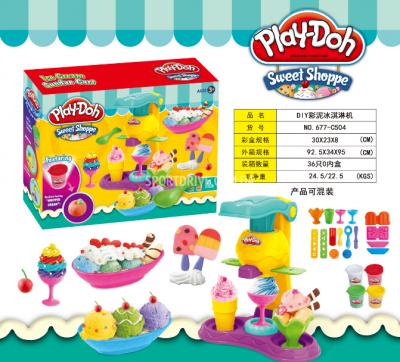 """Игровой набор Play-Doh """"Магазин сладостей"""" 677-C504-фото"""