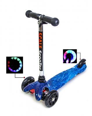 """Самокат Mini Scooter """"Космос""""-фото"""