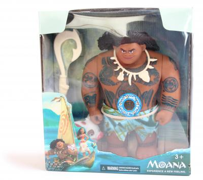 Кукла MOANA Бог Мауи-фото