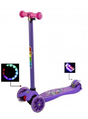 Самокат Maxi Scooter Disne Unicorn Princess-фото