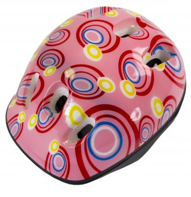 Шлем Розовый Карамелька-фото