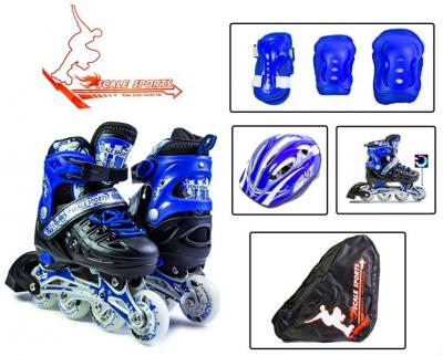 Комплект Scale Sport. Blue, размер 29-33,34-38-фото