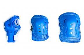 Комплект Защиты от 4  до 13 лет Синяя!-фото