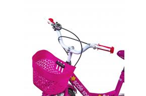 """Велосипед 18 """"Scale Sports"""" Розовый T18, Ручной и Дисковый Тормоз -фото"""