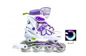 Ролики Scale Sports 601B Фиолетовые 31-34, 35-38,39-42 -фото