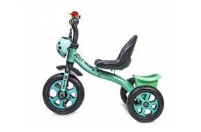 Трехколесный велосипед Scale Sport Бирюзовый -фото