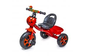 Трехколесный велосипед Scale Sport Красный-фото