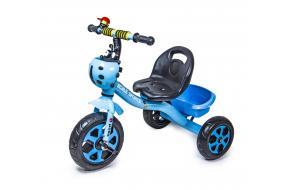 Трехколесный велосипед Scale Sport Синий-фото