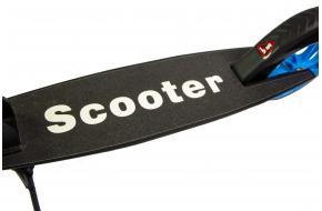 Самокат Scale Sports SS-05 двухколесный  Черный-фото