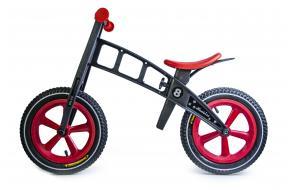Велобег Беговел Balance Trike MIClassic Красный производство США-фото