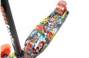 Купить Самокат Детский Maxi Best Scooter  c Рисунком Губка Боб-фото