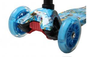 Купить Самокат Maxi Best Scooter c Принтом   Nemo!-фото