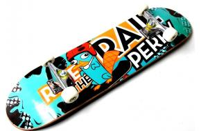"Скейтборд ""Rail Perry"" -фото"