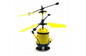 Интерактивная Летающая игрушка Миньон-фото
