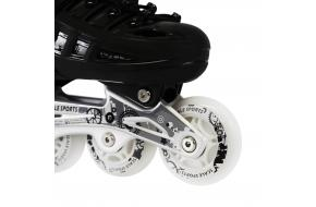 Ролики Scale Sports 905A Черные 31-34, 35-38, 39-42-фото