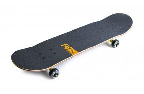 СкейтБорд деревянный от Fish Skateboard Лист-фото