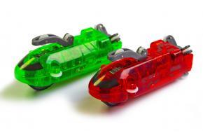 Автотрек в трубе Chariots Speed Pipes на 55 деталей.-фото
