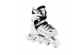 Ролики  Scale Sports 905A Белые 31-34,35-38,39-42-фото
