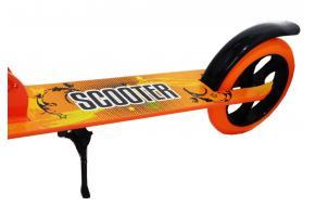 Самокат 460 Оранжевый-фото