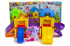 My Little Pony Набор детской горки -фото