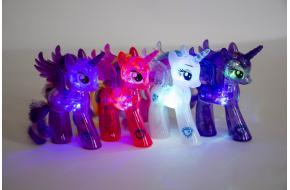 Игровой Набор My Little Pony светящийся с акссесуарами-фото