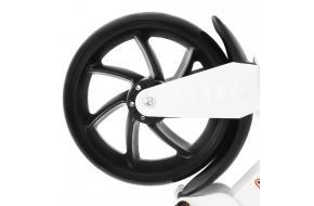 Самокат Scale Sports SS-04 двухколесный на дисковых тормозах Белый-фото