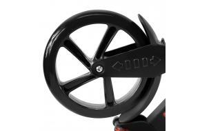 Самокат Scale Sports SS-04 двухколесный на дисковых тормозах Черный-фото