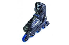 Ролики Scale Sports для взрослых Синие 41-44-фото