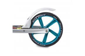 Самокат Scale Sports SS-15 двухколесный колеса 200 мм Тиффани -фото