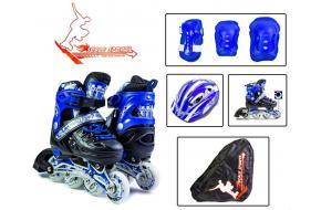 Комплект Scale Sport. Blue, размер 29-33-фото