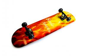 "Скейтборд Scale Sports ""Fire""-фото"
