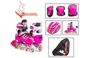 Комплект Scale Sport. Pink, размер 29-33,34-38-фото