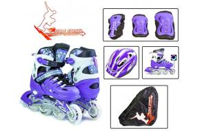 Комплект Scale Sport. Violet, размер 29-33,34-38-фото