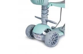 Самокат Scooter Smart 5 в 1 мятный-фото